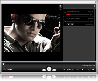BigFlix Silverlight Player